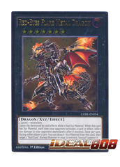 Red-Eyes Flare Metal Dragon - CORE-EN054 - Ultimate Rare - 1st Edition
