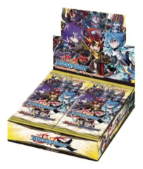 BFE-X-BT03A LVL UP! Heroes and Adventurers (English) Future Card Buddyfight X Booster Box