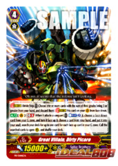Great Villain, Dirty Picaro - PR/0441EN - PR (V-EB01 Promo)