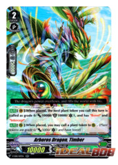 Arboros Dragon, Timber - V-EB10/017EN - RR