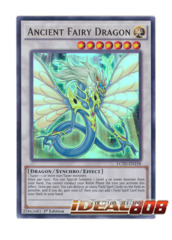 Ancient Fairy Dragon - LC5D-EN238 - Ultra Rare - 1st Edition