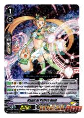 Magical Police Quilt - V-EB08/005EN - RRR