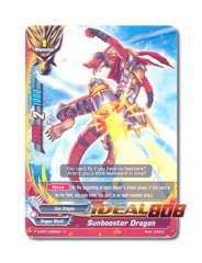Sunbooster Dragon [D-BT01/0086EN C (FOIL)] English