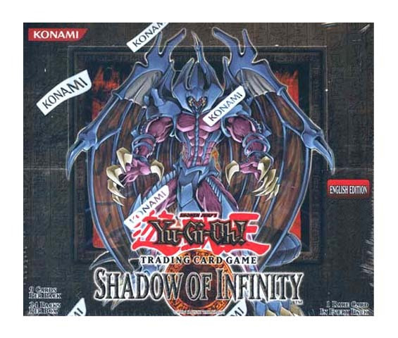Shadow of Infinity Booster Box (Unlimited)