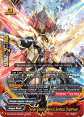 Thunder Emperor Warlord, Barlbatzz Dragoroyale [S-BT02A-SP/0023EN Secret (FOIL)] English