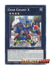 Gear Gigant X - SDGR-EN035 - Common - 1st Edition