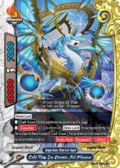 Cold Flow Ice Dragon, Roi Miserea [S-BT01A-UB03/0013EN RR (FOIL)] English