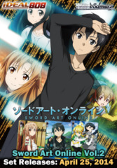 Sword Art Online Vol.2 (English) Weiss Schwarz Booster Box