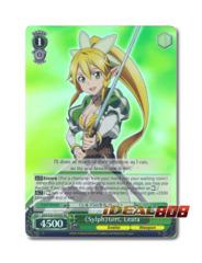 《Sylph》 Girl, Leafa [SAO/S20-E030S SR (Foil)] English
