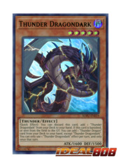 Thunder Dragondark - SOFU-EN019 - Ultra Rare - Unlimited Edition