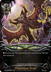 Dimension Draw [S-BT02/0008EN RRR (FOIL)] English
