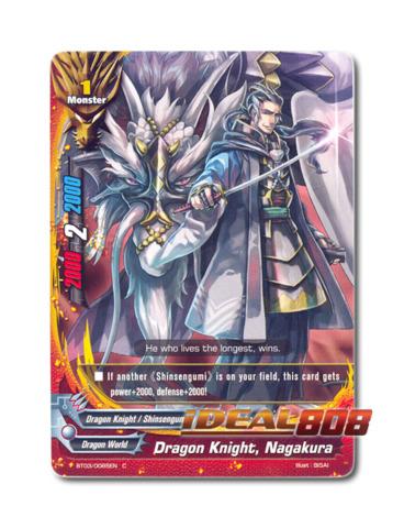 Dragon Knight, Nagakura - BT03/0085EN (C) Common