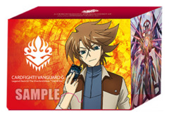 Bushiroad Cardfight!! Vanguard Deck Box Collection Limited Edition Toshiki Kai & Dragonic Overlord