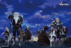Fate / Apocrypha Full Cast Vol 150 Bushiroad Playmat