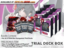 CFV-V-TD04 Ren Suzugamori (English) V-Trial  Deck Box [Contains 6 Decks] + FREE Bonus Items