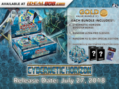 Cybernetic Horizon Bundle (C) - Get 6x Booster Boxes + Bonus Items