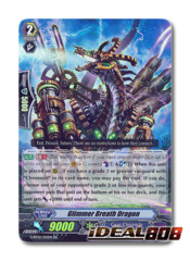 Glimmer Breath Dragon - G-BT02/015EN - RR