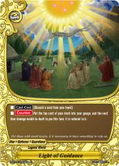 Light of Guidance [D-BT03/0069EN U (FOIL)] English