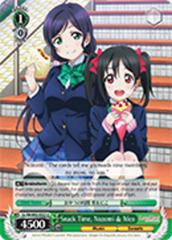 Snack Time, Nozomi & Nico [LL/EN-W02-E023 U] English