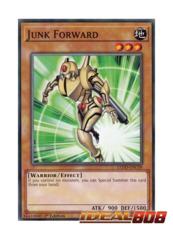 Junk Forward - LEHD-ENC09 - Common - 1st Edition