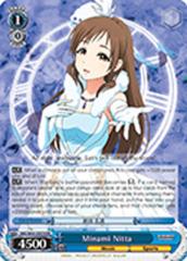 Minami Nitta [IMC/W41-E079 RR] English