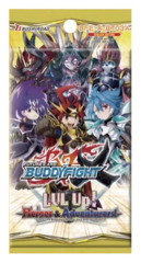 BFE-X-BT03A LVL UP! Heroes and Adventurers (English) Future Card Buddyfight X Booster Pack