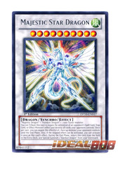 Majestic Star Dragon - DP10-EN017 - Rare - 1st Edition