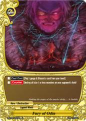 Fury of Odin [D-BT03/0067EN U] English