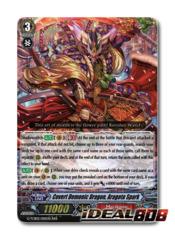 Covert Demonic Dragon, Aragoto Spark - G-TCB02/005EN - RRR