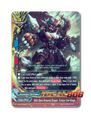 Fifth Omni Armored Dragon, Furious Iron Kongo [H-EB04/0065EN RR (FOIL)] English