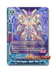 Line Legion, Safer Tear [H-BT04/0118EN U (FOIL)] English