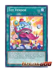 Toy Vendor - MP15-EN170 - Common - 1st Edition