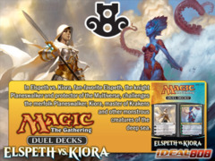 Duel Decks: Elspeth vs Kiora