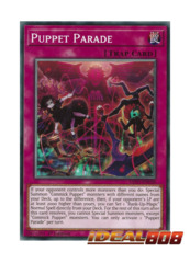 Puppet Parade - LED5-EN038 - Common - 1st Edition