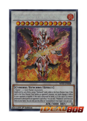 Geomathmech Final Sigma - MYFI-EN008 - Secret Rare - 1st Edition