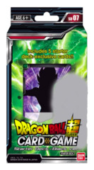 DBS-SD07 ~SHENRON's ADVENT~ (English) Dragon Ball Super Starter Deck