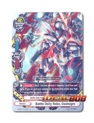 Battle Deity Robo, Dashogre [D-BT01/0123EN C (FOIL)] English