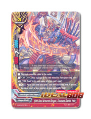Fifth Omni Armored Dragon, Thousand Dachis Yoko [H-EB04/0079EN U (FOIL)] English