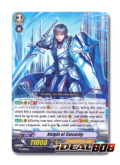 Knight of Sincerity - PR/0186EN - PR (G-BT02 Promo)