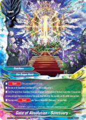 Gate of Absolution - Sanctuary - [S-BT01A-UB03/0011EN RR (FOIL)] English