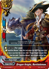 Dragon Knight, Bartholomew [D-BT03/0022EN R] English