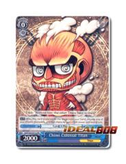 Chimi Colossal Titan [AOT/S35-E112 PR (Promo)] English