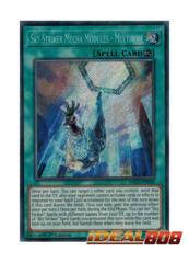 Sky Striker Mecha Modules - Multirole - DASA-EN038 - Secret Rare - Unlimited