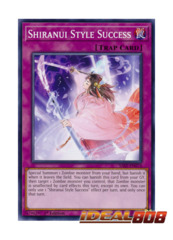 Shiranui Style Success - SAST-EN074 - Common - 1st Edition