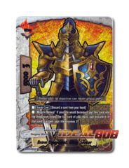 Brave Equipment, Glory Seeker - BT03/S009EN (SP) Special Parallel