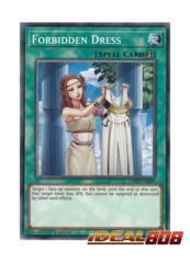 Forbidden Dress - LEHD-ENB18 - Common - 1st Edition
