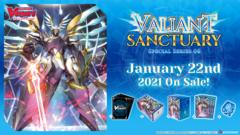 CFV-V-SS06 Valiant Sanctuary (English) Special Series Set [Sealed] * PRE-ORDER Ships Jan.22, 2021