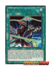 YuGiOh Dark Magician Girl LED6-EN000 1st Edition NM