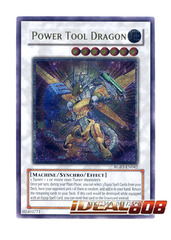 Power Tool Dragon - RGBT-EN042 - Ultimate Rare - Unlimited Edition