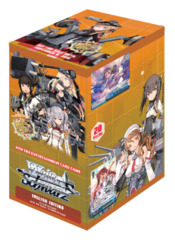 KanColle: Arrival! Reinforcement Fleets from Europe! (English) Weiss Schwarz Booster Box * PRE-ORDER Ships Nov.09